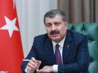 """Sağlık Bakanı Koca: """"Vaka sayılarındaki artış devam ediyor. """""""