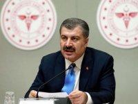 """Sağlık Bakanı Koca, """"yüz yüze eğitim"""" kapsamında zorunlu olarak istenecek PCR testlerinin devlet hastanelerinde ücretsiz yapılacağını bildirdi."""