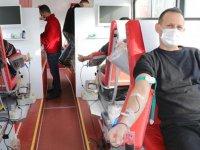 Türk Kızılay Yozgat Şubesi, kan bağışı kampanyası başlattı