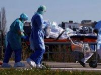 KKTC'de son 24 saatte 160 Kovid-19 vakası görüldü
