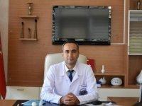 Van Eğitim Araştırma Hastanesi Başhekimliğine atanan Yavuzer göreve başladı