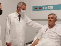 59 yaşındaki baba, kızından nakledilen karaciğerle hayata tutundu