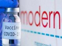 Özbekistan'a, Kovid-19'a karşı ABD'de geliştirilen Moderna aşısından 3 milyon doz ulaştı