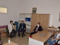 Muğla Valisi Orhan Tavlı, Muğla Aile Hekimleri Derneği'ni ziyaret etti