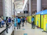 İstanbul Havalimanı'nda Türk yolculara Kovid-19 aşısı yapılmaya devam ediyor