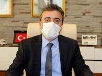 """Erzurum İl Sağlık Müdürü Bedir'den """"Erzurum'u mavi kategori taşıyalım"""" çağrısı"""