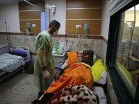 Gazze'deki kanser hastaları için kullanılan ilaç eksikliği sağlık çalışanlarını endişelendiriyor