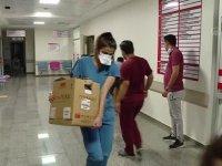 Antalya Gündoğmuş'ta acil tedavi hizmetine devam ediliyor