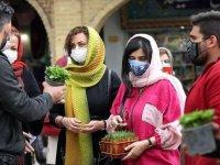 İran'da son 24 saatte Kovid-19 nedeniyle 165 kişi hayatını kaybetti