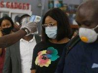 Nijerya'da son 24 saatte 505 Kovid-19 vakası tespit edildi