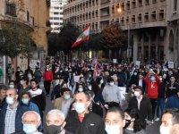 """Lübnan Cumhurbaşkanı Avn: """"Lübnan'ın uluslararası toplumun yardım ve desteğine ihtiyacı var"""""""