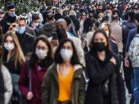 Salgın sürecinde Türkiye'nin maske satışları 144 kat arttı