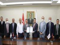 ERÜ'de toplu iş sözleşmesi imzalandı