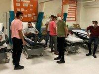 Şanlıurfa'da hastanede maske takmama kavgası: 9 yaralı