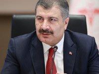 """Sağlık Bakanı Koca'dan Uluslararası Kovid-19 Aşı İş birliği Forumu'nda """"fikri mülkiyet"""" çağrısı:"""