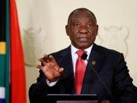 Güney Afrika Cumhurbaşkanı Ramaphosa yeni kabineyi açıkladı