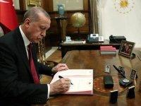 """Cumhurbaşkanı Erdoğan'dan """"Su Yönetimi Koordinasyon Kurulu"""" Genelgesi"""