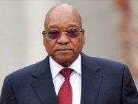 Güney Afrika'nın eski Cumhurbaşkanı Zuma, sağlık sorunları nedeniyle şartlı tahliye edildi