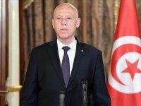 Tunus Cumhurbaşkanı Said, 25 Temmuz'da aldığı istisnai kararların süresini bir sonraki duyuruya kadar uzattı