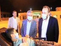Cumhurbaşkanı Erdoğan'ın tedavisini üstlendiği küçük Taha'nın sağlık durumu iyiye gidiyor