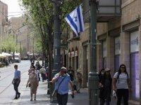 İsrail'de son 24 saatte 8 bine yakın Kovid-19 vakası tespit edildi