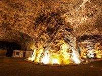 Tuz Dağı'nın turizme kazandırılan mağaraları sağlık için de kullanılacak