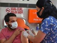 Kırşehir'de yapılan üç doz aşı miktarı 250 bini geçti