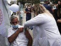 Tokat'ta kent genelinde eş zamanlı aşılama seferberliği başlatıldı