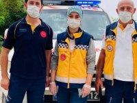 Kırşehir'den Kastamonu'ya sağlık ekibi görevlendirildi
