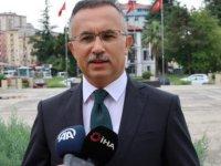 Rize Valisi Çeber ile Belediye Başkanı Metin, kentteki Kovid-19 vakaları ve aşılama oranlarını değerlendirdi