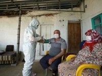 Aydın'da aşı ikna timleri, kırsal mahallelerde çalışmalarını sürdürüyor