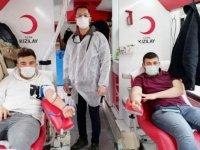 Taşova'da kan bağışı kampanyası düzenlendi