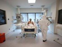 Mardin'de hastanelerin yoğun bakımlarında doluluk oranı yüzde 90'a ulaştı