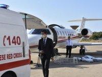 Lübnan Sağlık Bakanı, Akkar'daki patlamada yaralananlar için ambulans uçak gönderen Türkiye'ye teşekkür etti