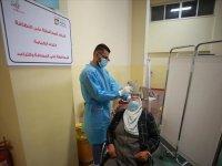 Gazze ile Batı Şeria'da son 24 saatte Kovid-19 nedeniyle 17 kişi hayatını kaybetti