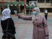Filistin'de günlük Kovid-19 vaka sayısı yeniden 1000'in üzerine çıktı