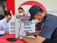 """""""Samsun Kan Bağışlıyor, Hedef 5555 Kan Bağışı"""" kampanyası düzenlendi"""