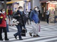 Japonya'da Kovid-19'a karşı OHAL ay sonu kaldırılacak