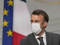 Fransa'da Cumhurbaşkanı Macron'un Kovid-19 aşı tarihi tartışmalara neden oldu