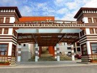 RTEÜ'de Tıp ve Diş Hekimliği fakülteleri dışında eğitim 4 Ekim'de başlayacak
