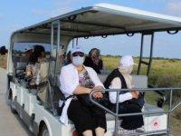 Salgın sürecinden etkilenen 65 yaş üstü vatandaşlar için gezi programı
