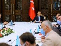 """Cumhurbaşkanı Yardımcısı Oktay başkanlığında """"Yerli Aşı Çalışmaları Değerlendirme Toplantısı"""" yapıldı"""