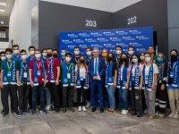 İstanbul Medipol Üniversitesini tercih eden YKS şampiyonları buluştu