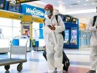 ABD'de, Kovid-19 aşısı yaptırmayanların hafta sonu seyahat planlarını iptal etmeleri istendi