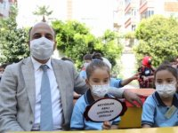 """Samsun'da """"Çocuklar Okula, Veliler Aşıya"""" kampanyası başlatıldı"""