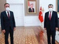 """AK Parti Çorum Milletvekili Ceylan'dan """"hekim kadrosu"""" açıklaması"""