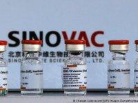 Senegal, 277 bin 200 doz Sinovac aşısını teslim aldı