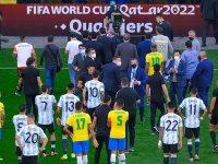 Brezilya Futbol Federasyonu: Sağlık görevlilerinin tutumu karşısında şaşkınız