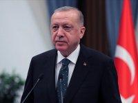 Cumhurbaşkanı Erdoğan, Musevi vatandaşların Roş Aşana Bayramı'nı kutladı: