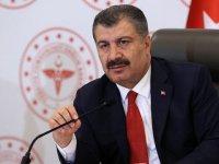 Sağlık Bakanı Koca'dan okullardaki Kovid-19 vakalarına ilişkin değerlendirme: